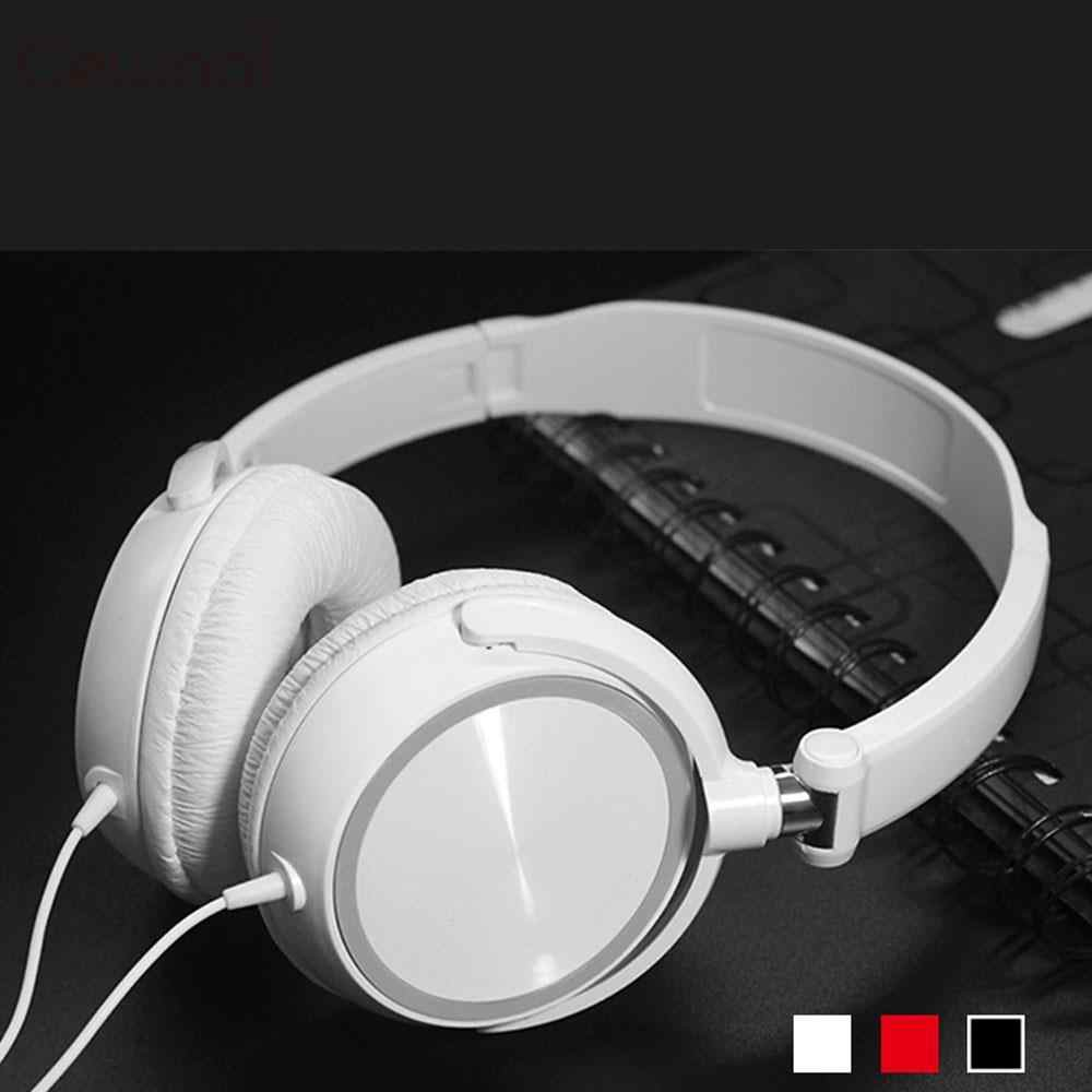 Wired Mobile Phone Headphones Foldable Earphone Gaming Headset 3 5mm Aux Hd Stereo Headphone With Microphone For Xiaomi Smartpho Headphones Noise Reduction Noise Reductionquality Headphones Aliexpress
