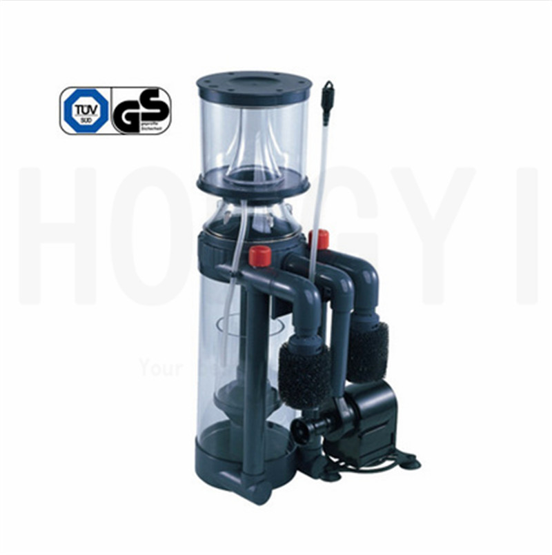 Aquarium Fish Tank Hanging Double Tube Protein Skimmer DG2516 DG-2516 High quality coral fish tank protein separator