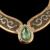 Conjuntos de Joyería de Fantasía de Alta Calidad de Calidad superior Dubai Oro Africano Sistemas de La Joyería Pendiente Grande Para Las Mujeres Del Partido de Estilo Vintage