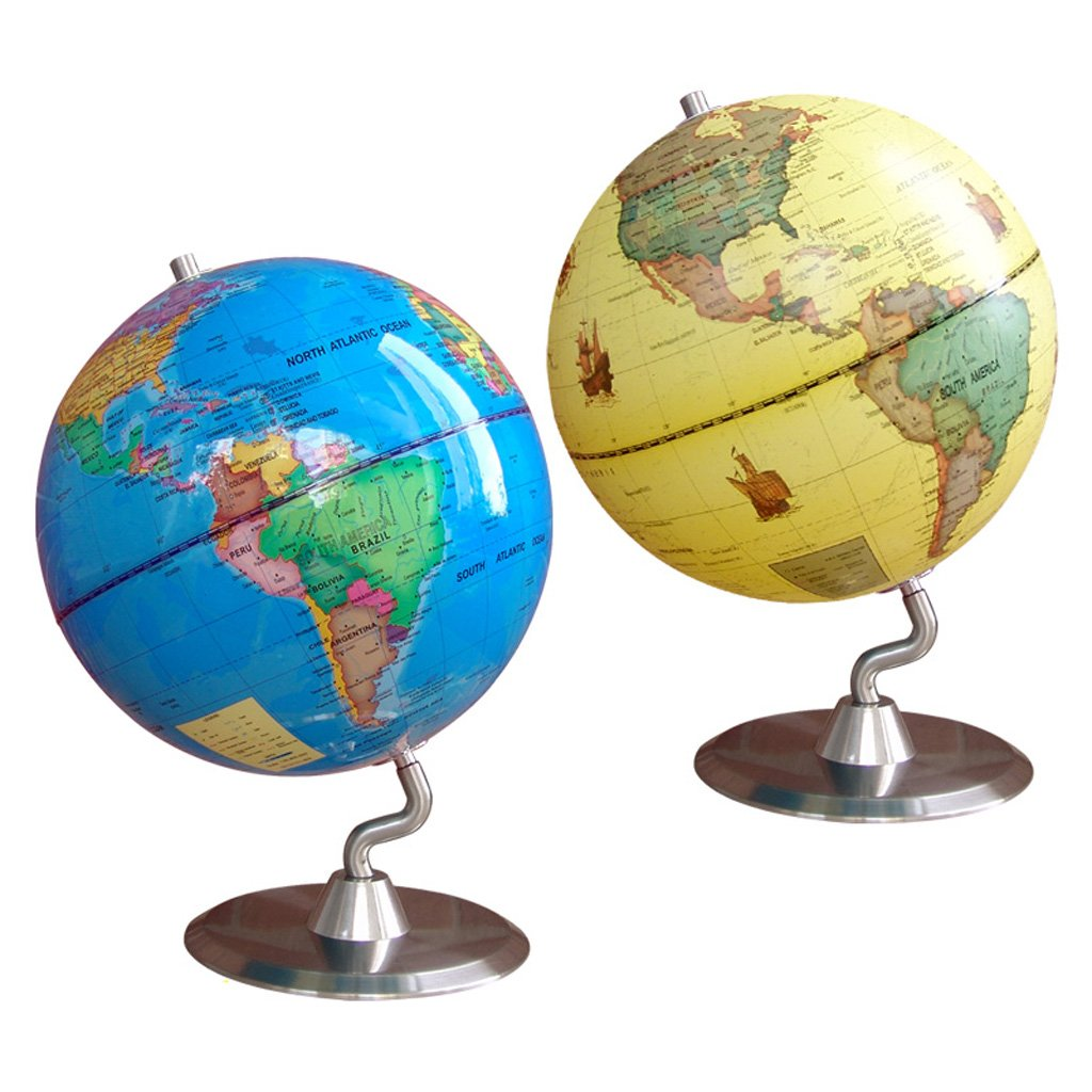 23 cm terre Globe monde carte fournitures de bureau Table ornement géographie apprentissage éducatif jouet cadeau pour enfants enfants