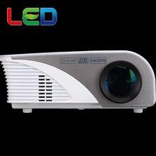 Mini Portable HD LED Projector 1080P Cinema Theater PC Laptop VGA USB AV HDMI