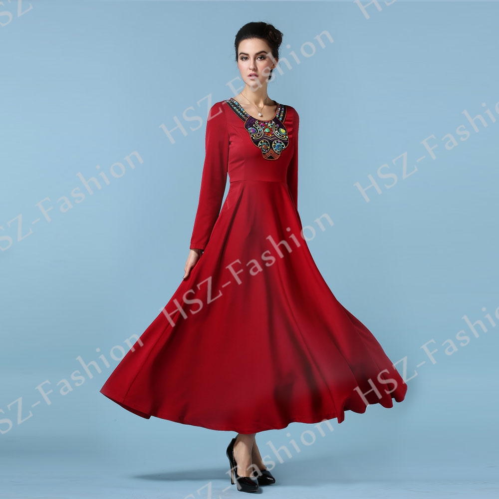 057 New design muslim high quanlity islamic clothing burqa abaya ...