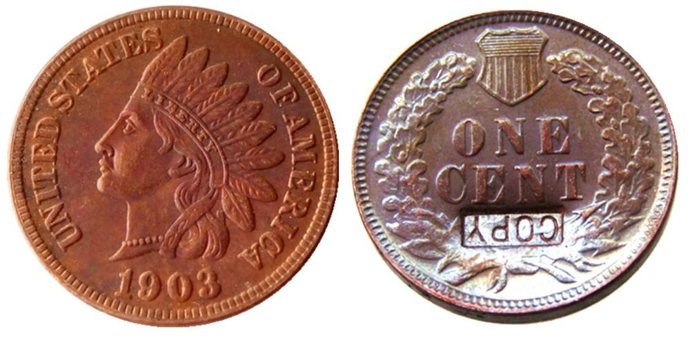 Worldwide delivery 1903 coin in Adapter Of NaBaRa