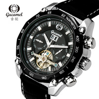 Fashion Business men's mechanical watch male automatic clock for wrisk watches Luxury Top Brands Watches Men Dropshipping!!!