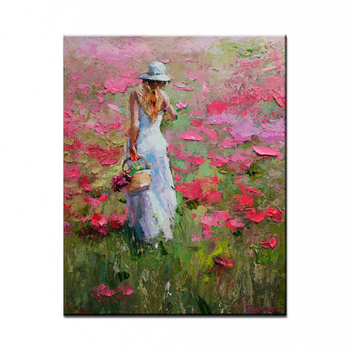 NEW 100% hand-painted oil painting high quality wall landscape  pictures for living room DM-15102626