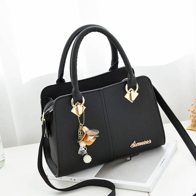 62edbaa5ab86 placeholder 21club brand women hardware ornaments solid totes handbag high  quality lady party purse casual crossbody messenger