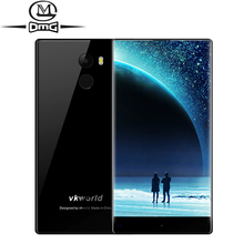 Vkworld Mix Lunette-moins Android 7.0 Mobile Téléphone 2 GB RAM 16 GB ROM 5.5 pouce HD MTK6737 Quad Core 8MP D'empreintes Digitales 4G Smartphone