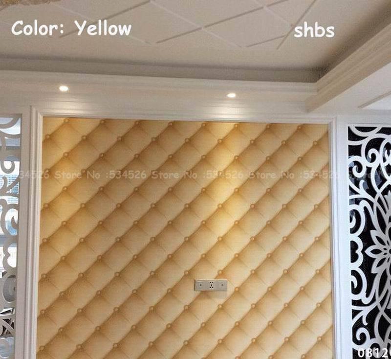 Europe Papel De Parede Sala 3d Wall Panels Pvc Wallpaper