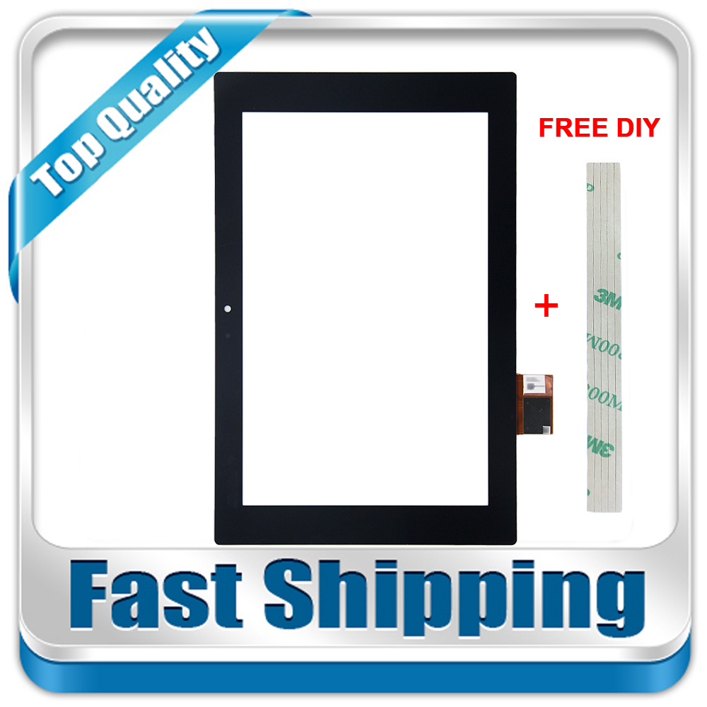 New For Sony Xperia Tablet Z 10.1 SGP311 SGP312 SGP321 Replacement Touch Screen Digitizer 10.1-inch цена