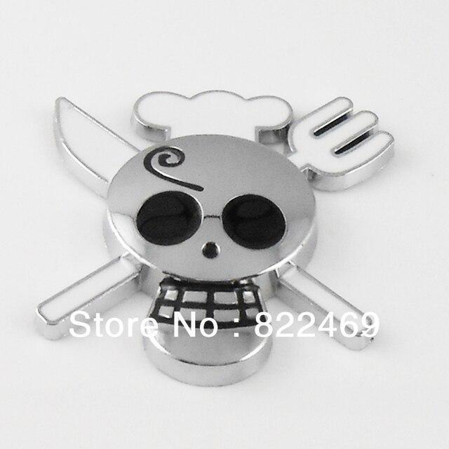 US $6 99 |3D DIY Car Decal Skull Pirate Sanji Cook Sticker Emblem Badge  Logo Maker UK Flag Car Sticker For Car Auto Suv Body Decor on  Aliexpress com |