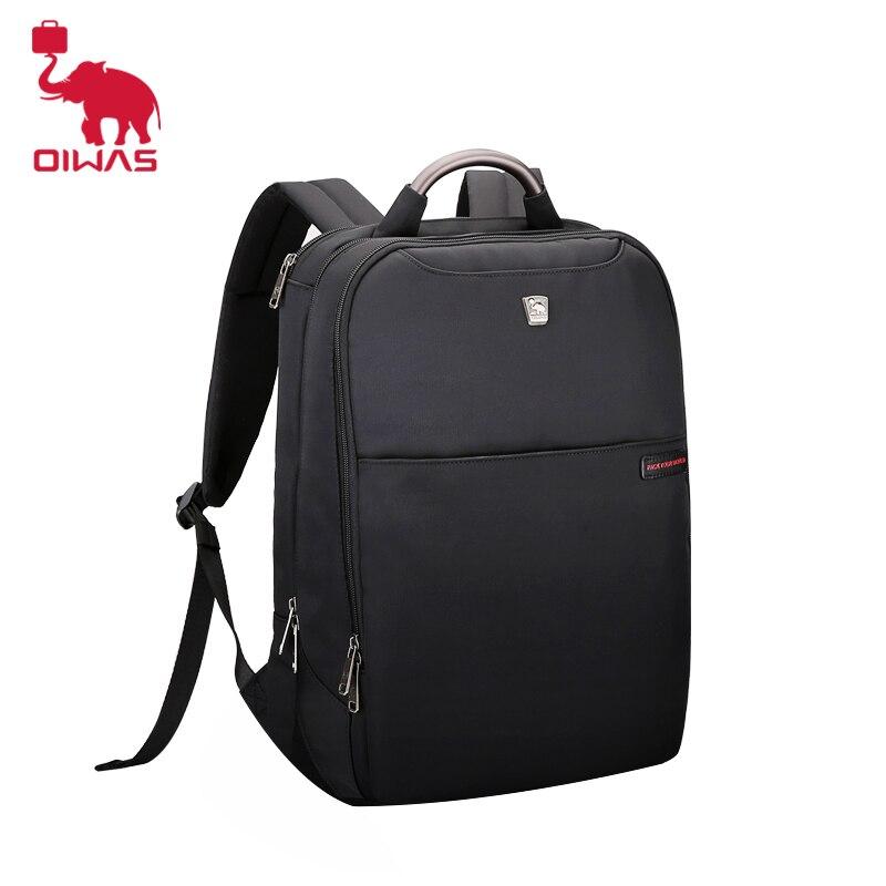 OIWAS Waterproof Nylon Men Backpack Men's Back Pack Laptop Mochila larger Capacity Designer Backpacks for teenager цена и фото