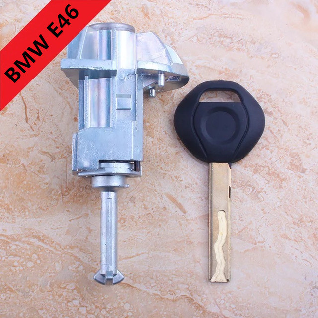 BMW E46 Locks Repair Replacement Front Car Door Lock Cylinder For ...