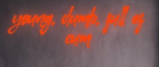 Custom you're like really pretty Glass Neon Light Sign Beer Bar 2