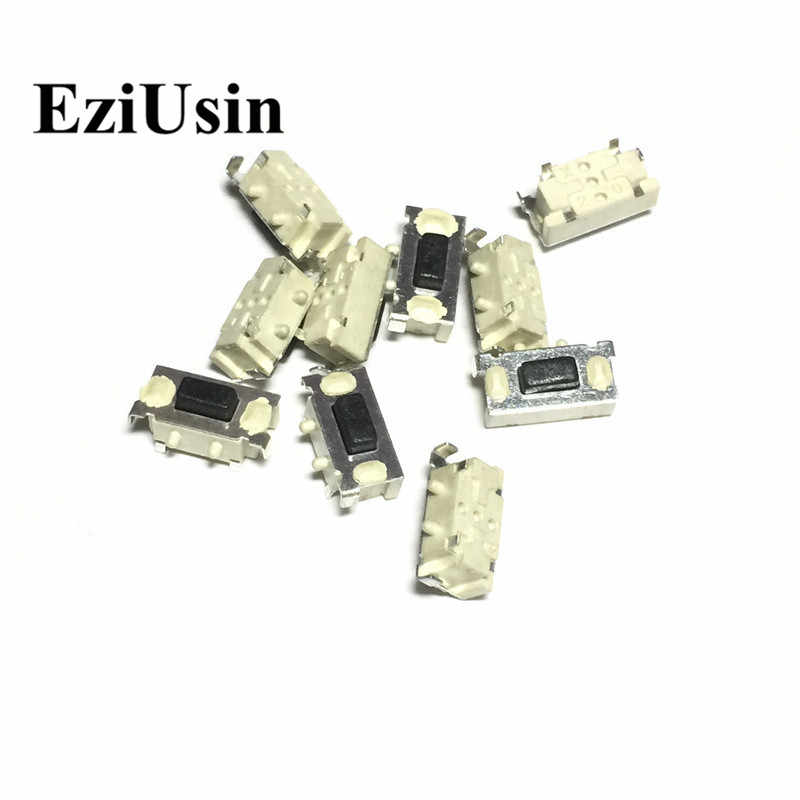 EziUsin 3*6*3.5 Micro dotykowy przełącznik dla MP3 MP4 Tablet klawiatura komputerowa przycisk zestaw słuchawkowy pilot przerywacz Tablette 3x6x3.5
