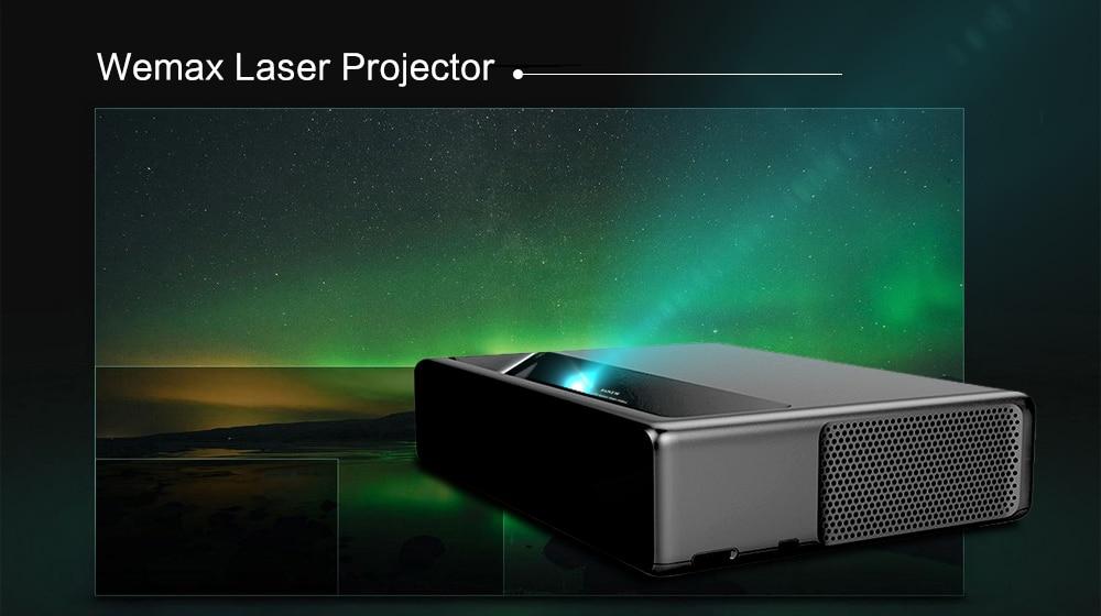 Xiaomi Mi Laser Projector Android WEMAX ONE PRO Lumens TV 150