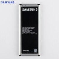 SAMSUNG Original Replacement Battery EB BN910BBE Dock Chargr For Samsung GALAXY NOTE4 N910a N910u N910F N910H