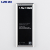 SAMSUNG Original Replacement Battery EB BN910BBE Dock Chargr For Samsung GALAXY NOTE4 N910a N910u N910F N910H