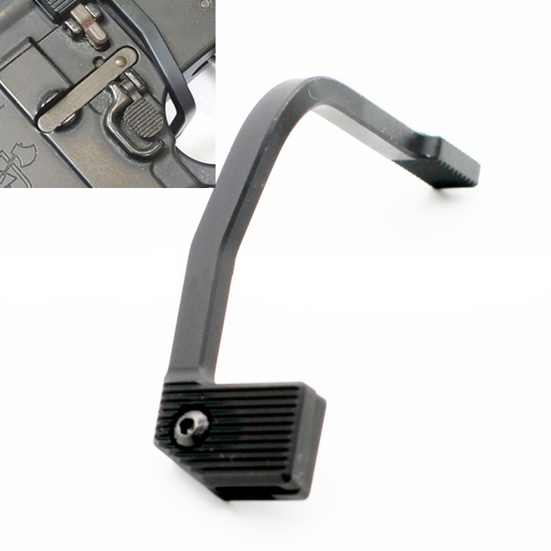 Tactical Bad Lever MAP Bolt Catch Release Lever For M4 AR15 M16 Hunting Black