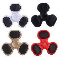 Fidget Hand Spinner Gyro With LED SD Card Speaker Play Music For Autism And ADHD Anxiety Stress Relief Focus Toys #XT