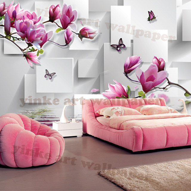 Online Shop Classic Style 3d wallpaper of Natural material bright ...