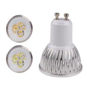 Image 4 - GUXEN GU10 Led מנורת הנורה ניתן לעמעום/ללא ניתן לעמעום 3W 4W 5W 6W 8W 9W 10W AC110V 240V Led זרקור לסלון