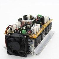 TTA1943 5200 2SA1837 2SA4793 L7812CV hifi 2 .0 A class stereo 600W+600W high power amplifier board