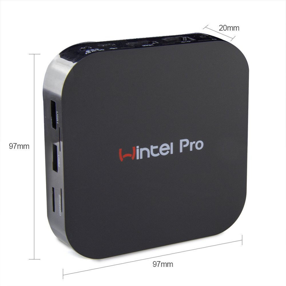 6Sets Wintel W8 Pro Media TV Boxes Intel Z8300 Windows10 Pocket Mini PC 2GB/32GB W8 Pro 2.4G Wifi Windows Set Top Box TV Player 6sets wintel w8 pro media tv boxes intel z8300 windows10 pocket mini pc 2gb 32gb w8 pro 2 4g wifi windows set top box tv player