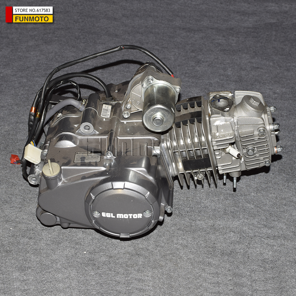 107CC-120CC gokart engine of  yonghe motorcycle YH GOKART/BMS SUNL ROKETA EAGLE SSR PEACE KANDI  MASSIMO EGLMOTO crash bar mt 09
