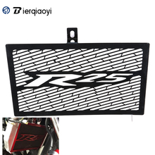 купить For Yamaha YZF R25 2015 2016 Motorcycle R25 Accessories Radiator Grille Guard Gill Stainless Steel Cover Protector Protection по цене 1228.37 рублей