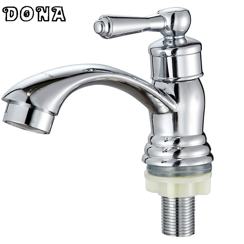 Wholesale And Retail Chrome Plating Bathroom Single Cold