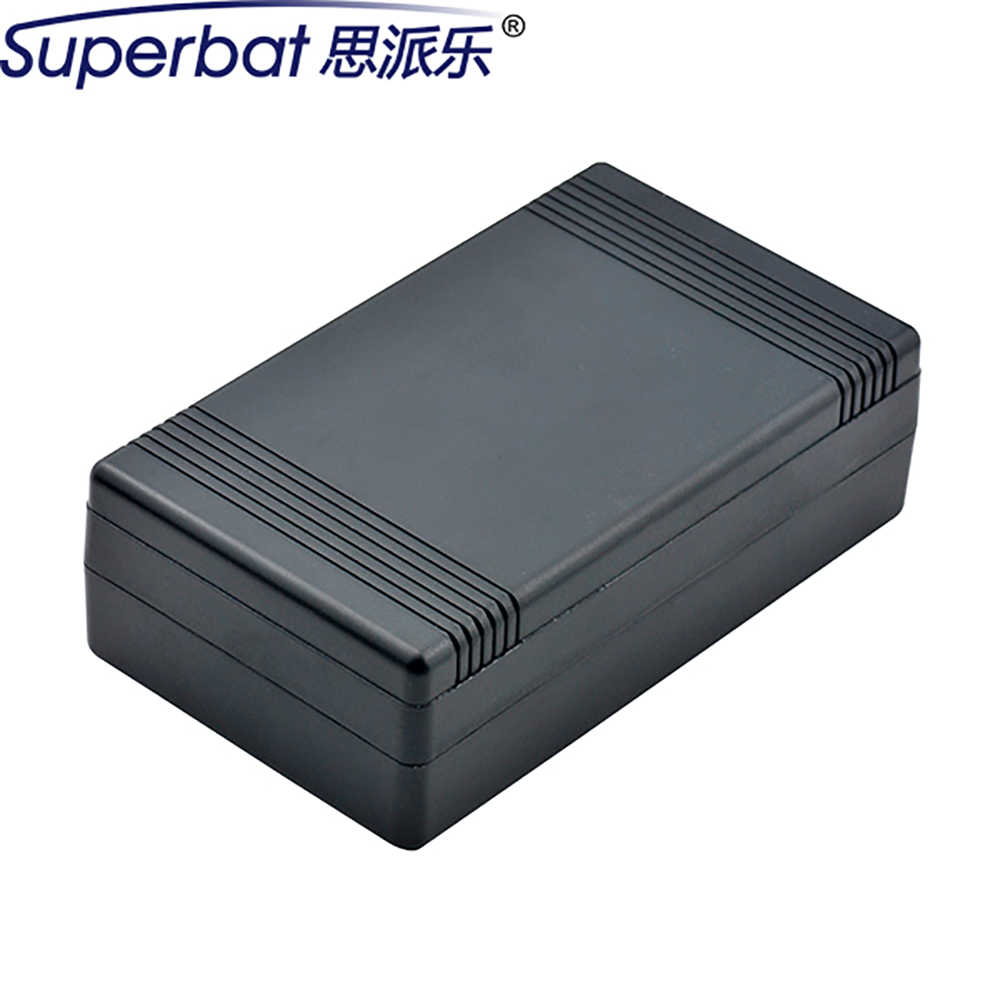 Black Plastic Junction Box 68X36X116mm Electronic Project Instrument Enclosure 2.67» x 1.47»x 4.56» PCB Circuit Shell Case