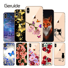 hot deal buy coque for iphone x case for iphone x xr xs max soft silicone tpu back cover case for iphone x for iphone xr xsmax fashion case
