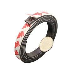 Aoshike 5 м 1 м полосой магниты резиновые мягкие магниты 10*2 мм сильные магнитные ленты для DIY офис семья школьной