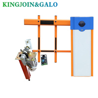 Electric Arm Barrier Gate For Parking Lot And Toll Station