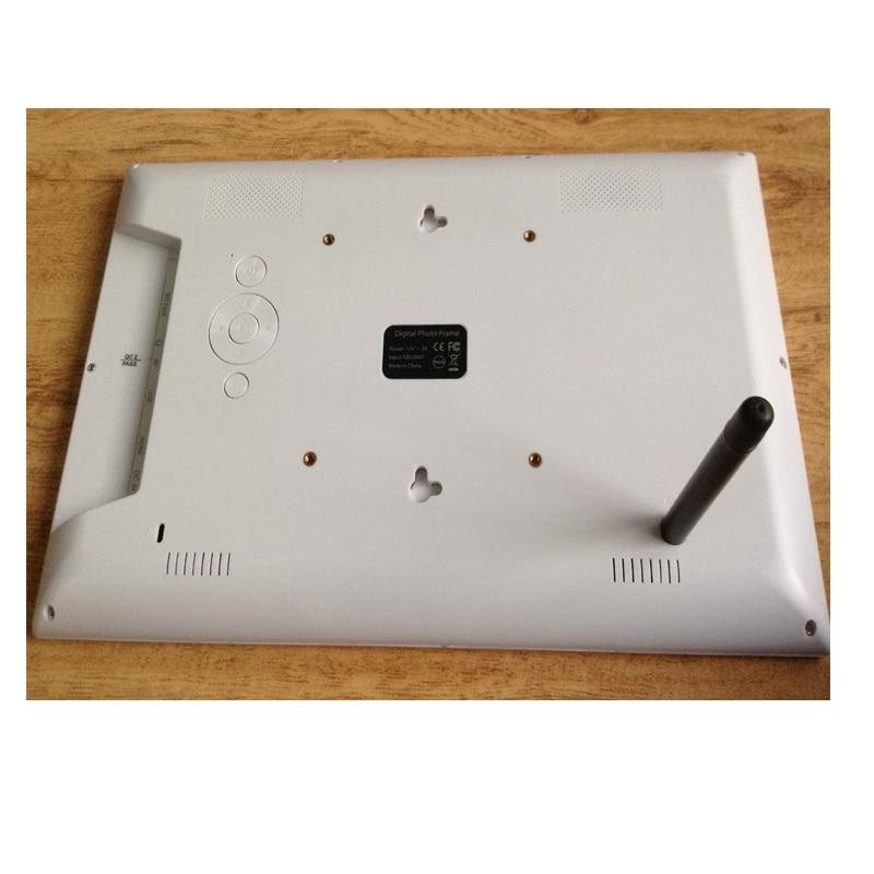720P // 1080P Video Player//Calendar//e-Book USB SD Slot Remote Control Digital Photo Frame 7//8//10 inch 1280 x 800 HD Electronic Photo Frame