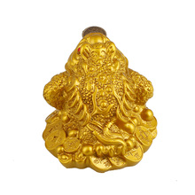 Feng Shui Three-Legged Money Toad For Wealth Luck