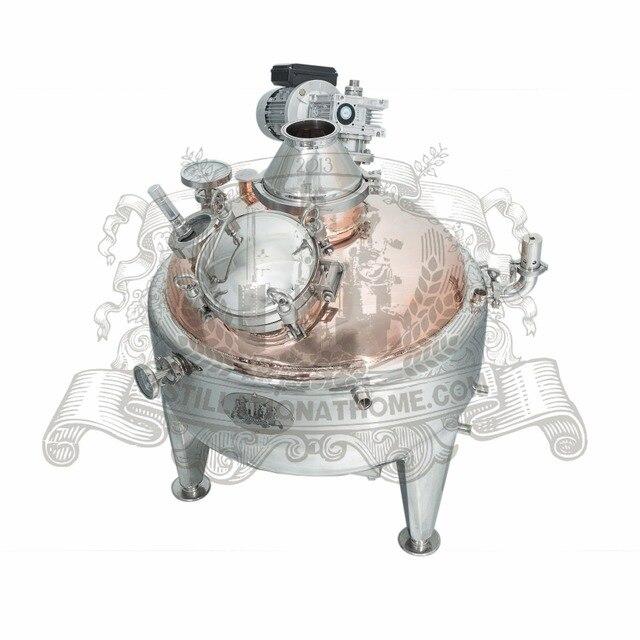 NEUE 100l dampfmantel kupfer kessel für destillation. in NEUE 100l ...