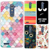New Arrival Phone Case For ZTE Blade ZMAX Pro Z981 Z MAX 6-inch Fashion Design Art Painted TPU Soft Case Silicone Cover