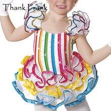 Новинка; балетное платье для девочек; Классический балетный костюм с юбкой-пачкой для взрослых и детей; блинное балетное платье-пачка; танцевальные костюмы