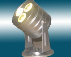 LED flood light;3*1W;IP65; various color available