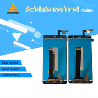 Axisinternational LCD Screen Display Touch Panel Digitizer For Xiaomi Redmi Note 3 International Pro SE Free