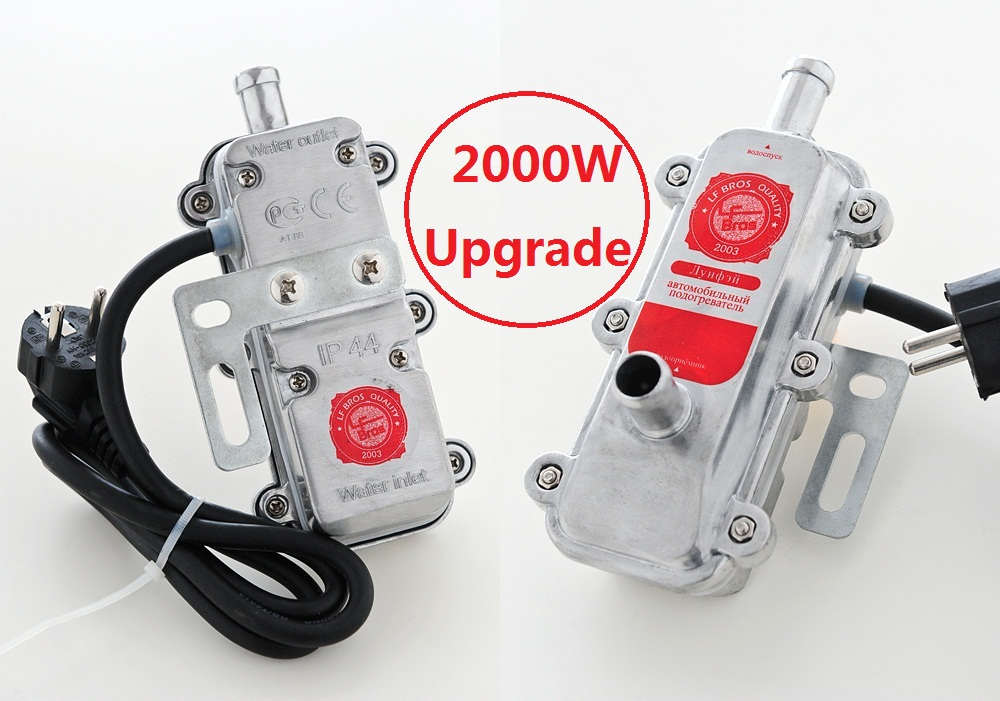 2000W frissítő levegős parkoló fűtés ventilátor motor - Autóelektronika