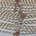 Fashion women Bracelets Irregular natural freshwater pearls / wholesale