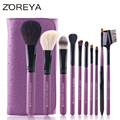 ZOREYA Марка Животных Макияж Кисти Высокого качества косметика Brush maquillage de marque