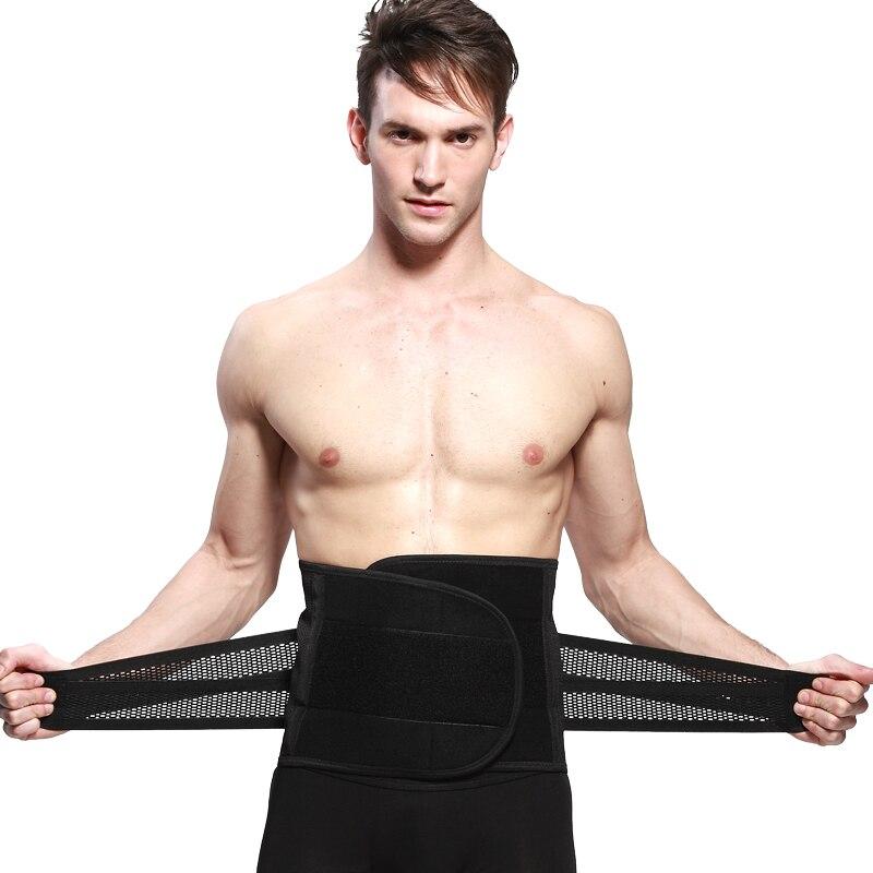 drawing abdomen belt tiebelt thermal breathable burning fat thin waist belt staylace body shaping cummerbund women / Men shapers