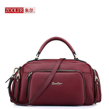 ZOOLER Vintage woman Travel Bags Women Weekend Carry on Luggage ladies Bag Large Capacity Tote Business BolsoBC-8163