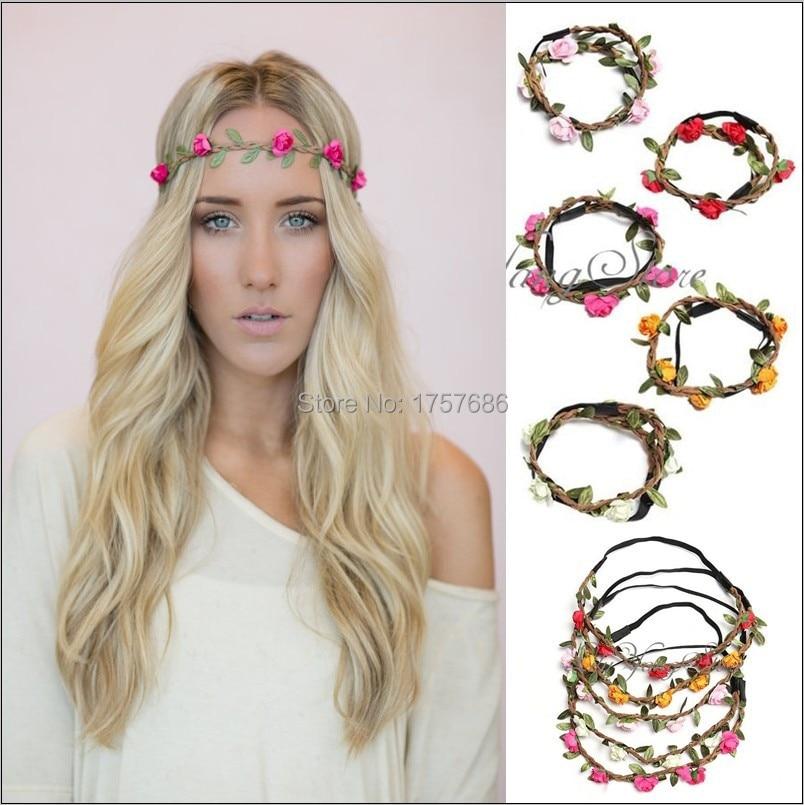 Flower Twine Headband d59a849425e