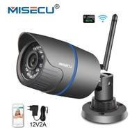 MISECU 2 8mm H 265 1080P H 264 720P Ip WIFI Audio Camera 960P 720P P2P