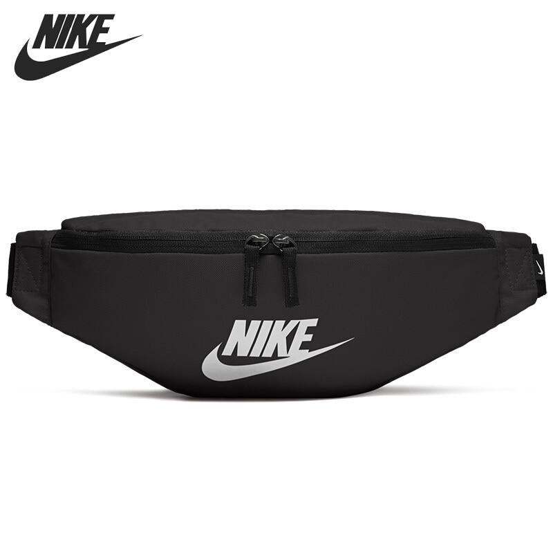 все цены на Original New Arrival 2018 NIKE HERITAGE HIP PACK Unisex Handbags Sports Bags