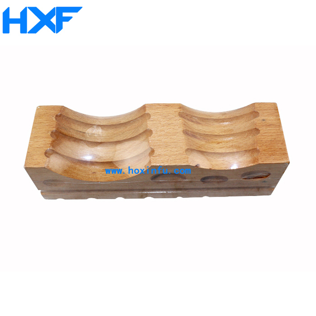 Timber Higher Hardness to Form the Shape of the Block Jewelry Forming Block  Sell at a Low Price